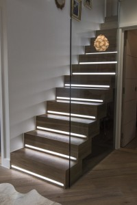 Glass for stairs balustrade